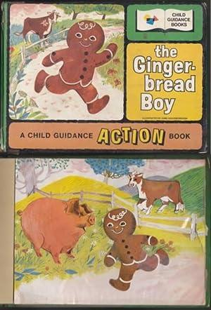 The Gingerbread Boy A Child Guidance Action Book: Goldsborough, June; Illustrator