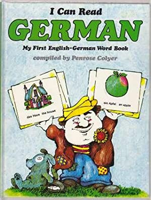 I Can Read German My First English-German Word Book
