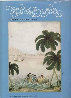 Treasure Island NF 1st ED/HB/DJ: Stevenson, Robert Louis