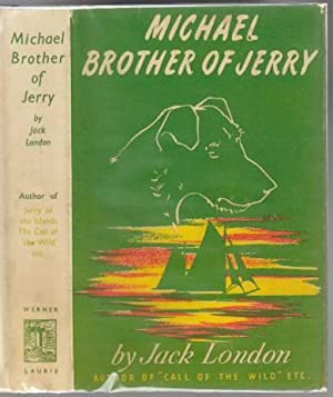 Michael Brother of Jerry. NF 1949 1st: London, Jack