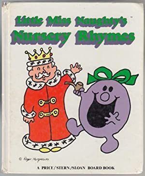 Little Miss Naughty's Nursery Rhymes. Good HB: Hargreaves, Roger