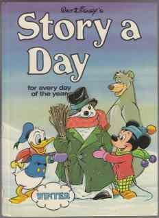 Walt Disney's Story a Day for Every Day of the Year WINTER: Disney, Walt