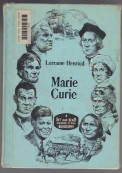 Marie Curie. A See and Read Beginning: Henriod, Lorraine