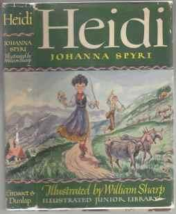 Heidi: Spyri, Johanna; Translated