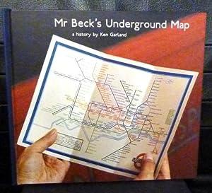 Mr Beck's Underground Map a history: Garland, Ken