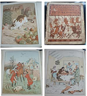 R. Caldecott's Collection of Pictures & Songs: Caldecott, R