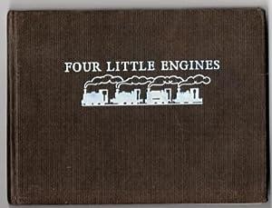 Four Little Engines.: Awdry, Rev W