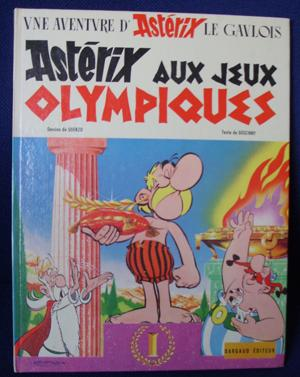 Asterix aux jeux Olympiques: Goscinny, R &