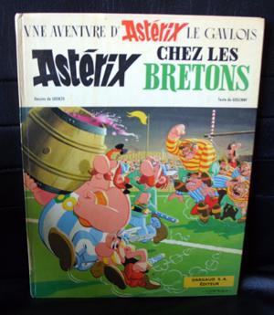 Asterix chez les Bretons: Goscinny, R &