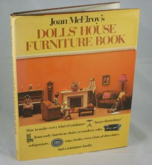 Joan McElroy's Dolls' House Furniture Book: McElroy, Joan