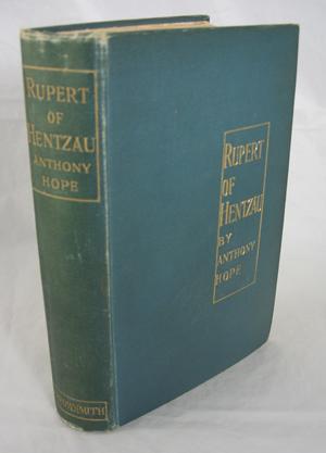 Rupert of Hentzau: Hope, Anthony