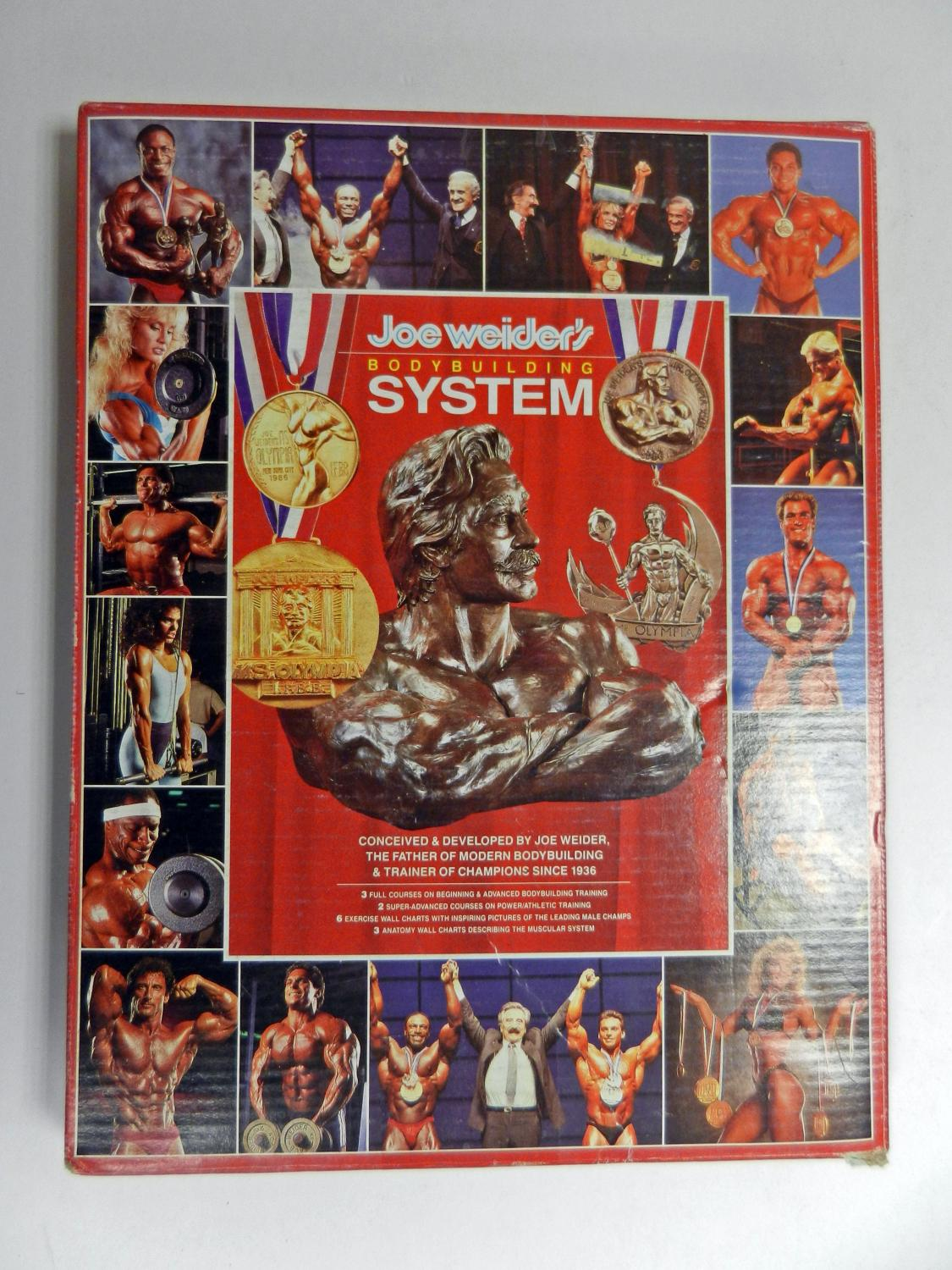 Joe Weider\'s Bodybuilding System by Weider, Joe: Weider Health ...