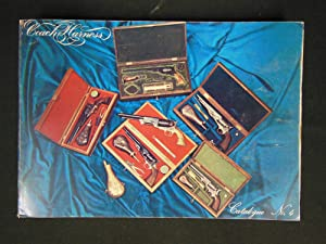 Coach Harness Catalogue Number 4 (vintage 1970's catalogue of firearms and other weapons)