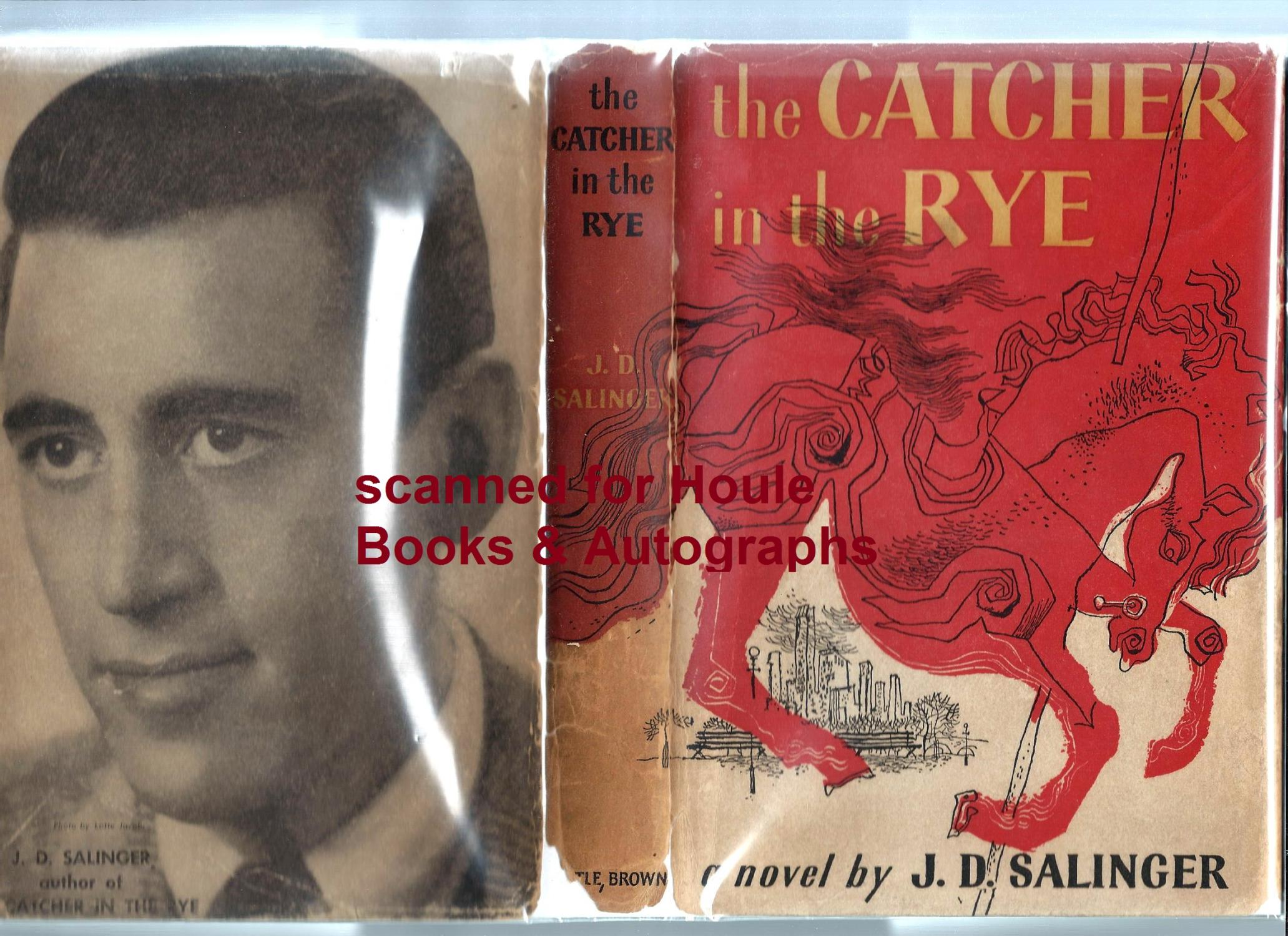 catcher in the rye litchart Ok, ok, we know this is a well-known fact, but still: mark david chapman, the man who shot john lennon, was carrying a copy of the catcher in the rye when he was arrested.