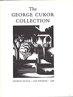 George Cukor Collection Catalogue: CUKOR, George