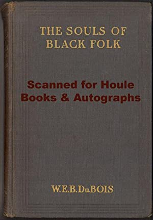 the souls of black folk 1903 pdf 1st edition
