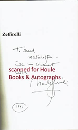 ZEFFIRELLI: THE AUTOBIOGRAPHY OF