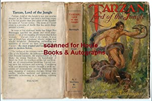 Tarzan, Lord of the Jungle: Burroughs, Edgar Rice