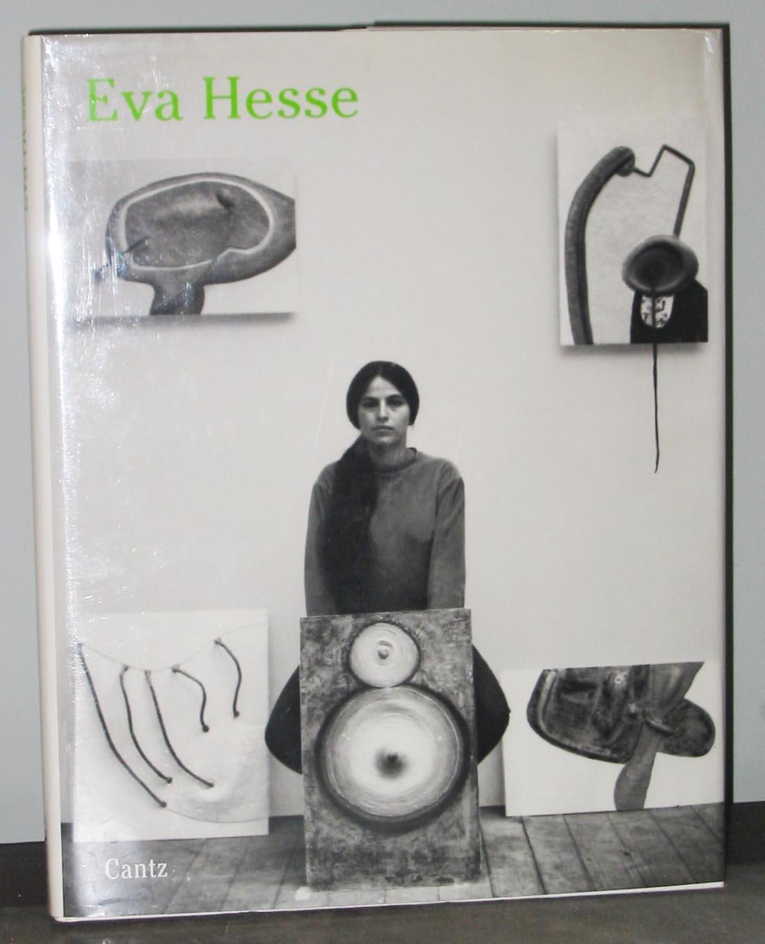 Eva Hesse: Drawing in Space - Bilder und Reliefs - Brigitte Reinhardt, Naomi Spector, Erich Franz, Hanne Loreck, Mel Bochner, and Helen A. Cooper