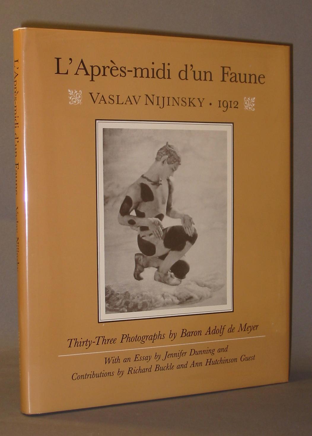 apres midi dun faune vaslav nijinsky 1912