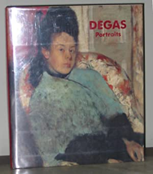 Degas : Portraits: Jean Sutherland Boggs,