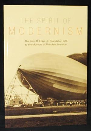 The Spirit of Modernism : The John: Lawing, Doug ;