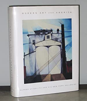 Modern Art and America: Alfred Stieglitz and: Greenough, Sarah; Essays