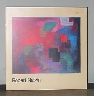 Robert Natkin: Recent Work from the Bern: Wolff, Theodore F.