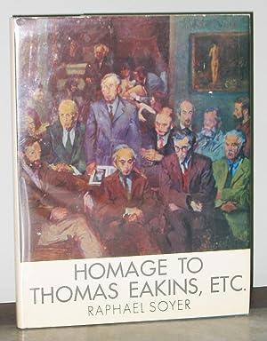 Homage to Thomas Eakins, Etc.: Soyer, Raphael