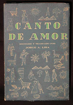 Canto De Amor: Lira, Jorge A.