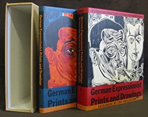 German Expressionist Prints and Drawings : The: Barron, Stephanie ;