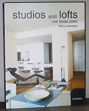 Studios and Lofts: One Room Living: Nestares, Marcos