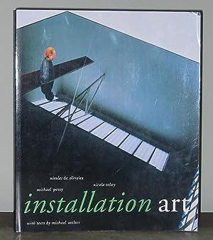 Installation Art: Archer, Michael; Nicolas