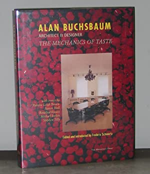 Alan Buchsbaum Architect & Designer: The Mechanics of Taste