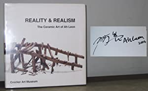 Reality & Realism: The Ceramic Art of Ah Leon [SIGNED]
