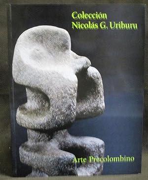 Colección Nicolás García Uriburu. Arte Precolombino: González, Alberto Rex