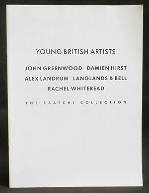 Young British Artists : John Greenwood, Damien: Kent, Sarah