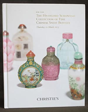 The Hildegard Schonfeld Collection of Fine Chinese: Christie's