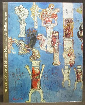 70-80-90 : Setenta Artistas de Las Décadas Del Ochenta y Noventa: Glusberg, Jorge
