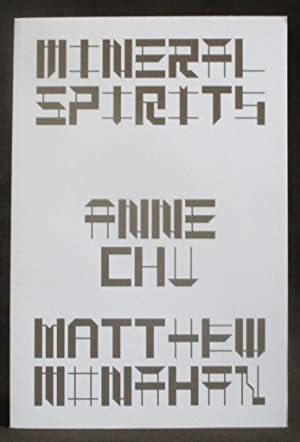 Mineral Spirits : Anne Chu and Matthew: Porter, Jenelle