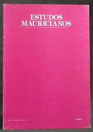 Estudos Mauricianos: de Andrade Muricy,