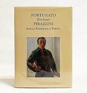Fortunato Fortuné Pirazzini: Dalla Romagna a Parigi: Savini, Aldo