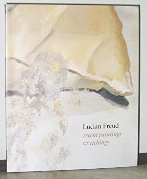 Lucian Freud: Recent Paintings & Etchings: Acquavella, William R.