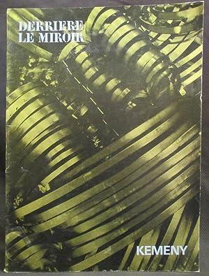 Kemeny : Derriere Le Miroir, No. 172: Picon, Gaëton ;