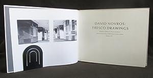 David Novros: Fresco Drawings. Preparatory Studies for a Fresco executed at The University of Texas...