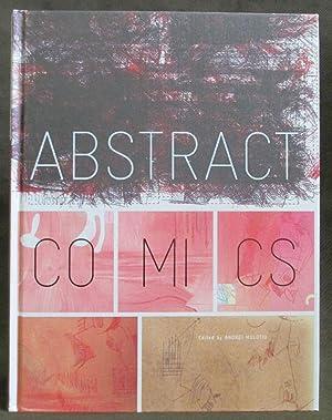 Abstract Comics : The Anthology : 1967-2009: Molotiu, Andrei (ed.)