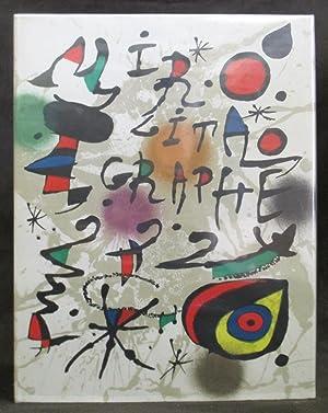 Joan Miró, Litógrafo: Vol. III : 1964-1969: Teixidor, Joan