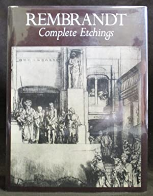 Rembrandt : The Complete Etchings: Boon, K. G.