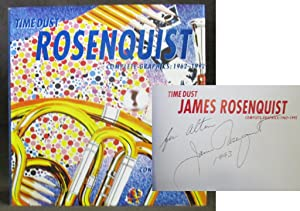 Time Dust. James Rosenquist : Complete Graphics : 1962-1992