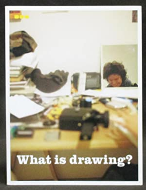 What is Drawing? Three Practices Explored : Kingston, Angela